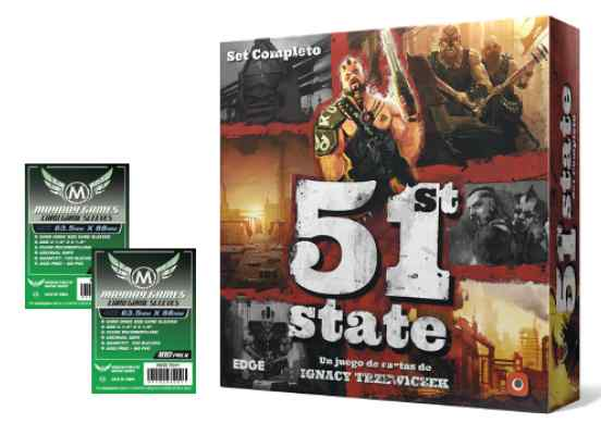 51st State con fundas