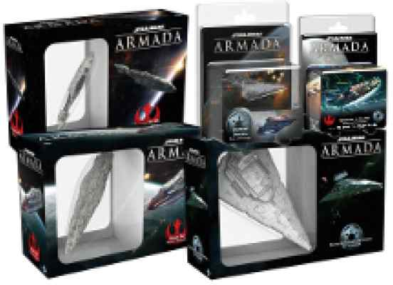 Expansiones Oleada Wave 2 Star Wars Armada