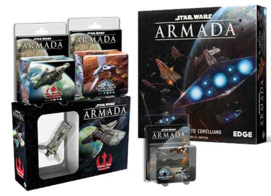 Star Wars Armada: Pack Oleada 5