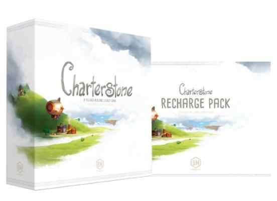 Charterstone + Charterstone: Recarga TABLERUM