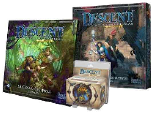 comprar Descent Expansiones 2