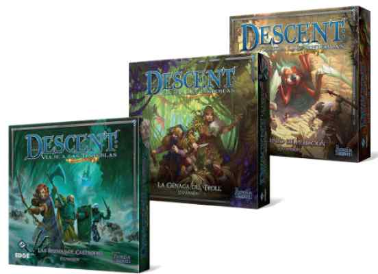 Descent Expansiones