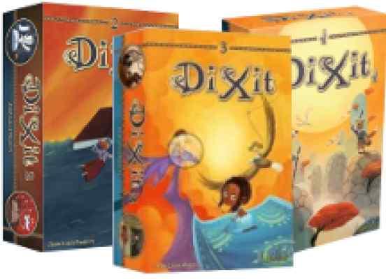 Comprar expansiones Dixit