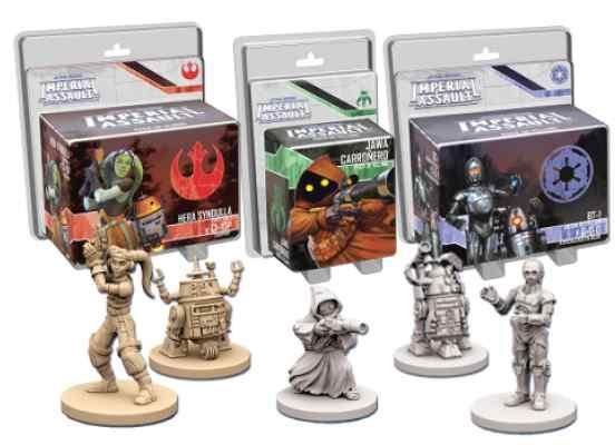Star Wars: Imperial Assault Oleada 9
