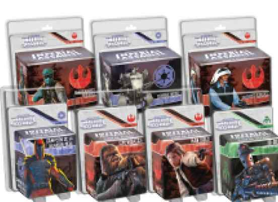 comprar Imperial Assault Wave 1