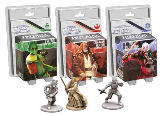 Star Wars: Imperial Assault Oleada 7 Wave 7