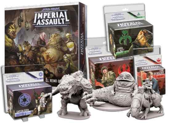 Star Wars: Imperial Assault Oleada 8