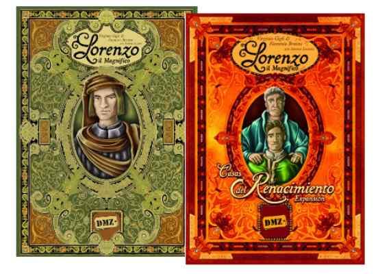 Lorenzo il Magnífico + Casas del Renacimiento