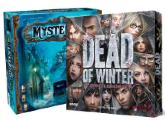 comprar Dead of Winter + Mysterium