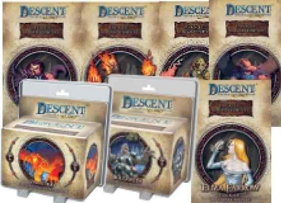 comprar Lugartenientes Descent