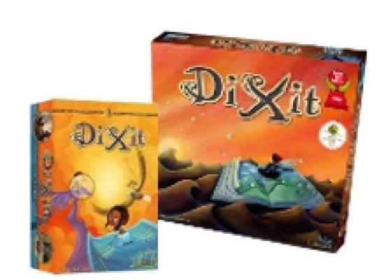 Dixit + Dixit 3