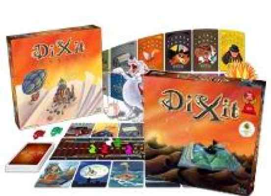 comprar Dixit + Dixit Odyssey