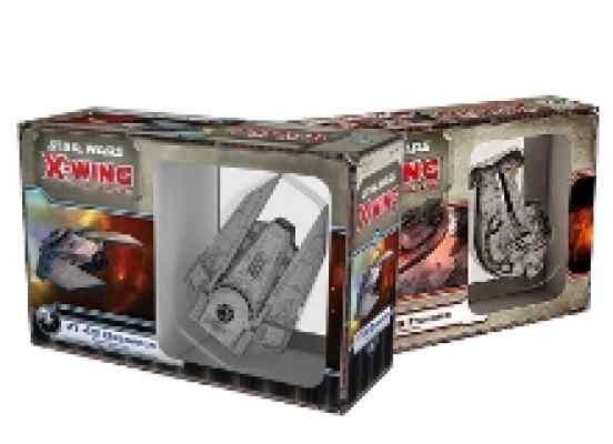 comprar X-Wing: VT-49 Diezmador + Carguero YT-2400