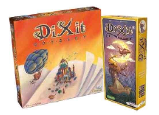 comprar Pack Dixit Odyssey + Dixit Daydreams