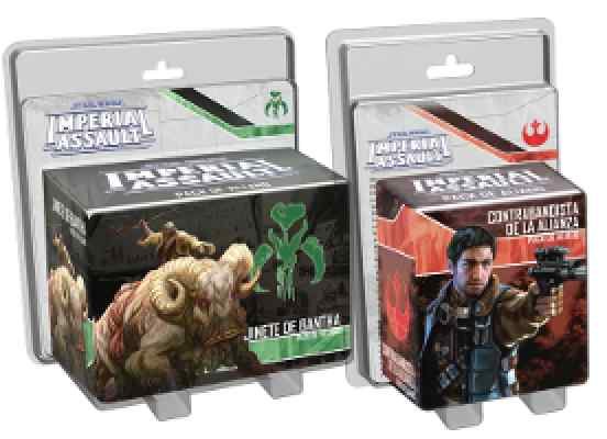 comprar Imperial Assault Wave 4