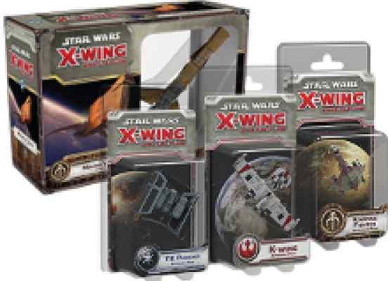 comprar X Wing: Oleada 7