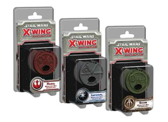 X Wing: Kit de mejora de Selectores