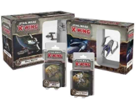 comprar X-Wing: Oleada 6