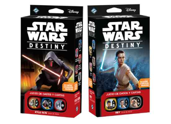 Star Wars Destiny Set Inicio