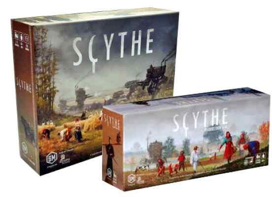 Sctyhe (+PROMOS) + Invasores de Tierras Lejanas
