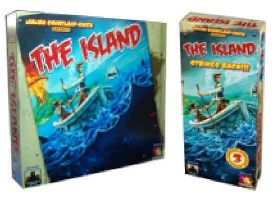 comprar The Island y The Island Strikes Back