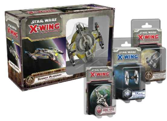 comprar Oleada 9 de X-Wing