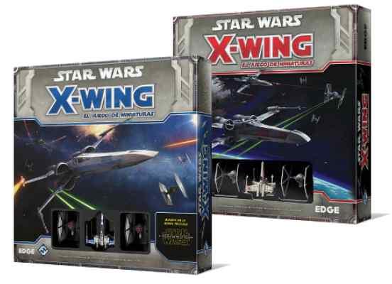 X Wing: Caja Básica + El Despertar de la Fuerza