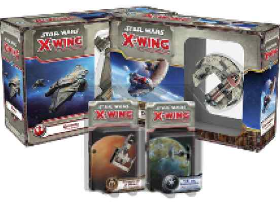 comprar X Wing: Pack Oleada 8