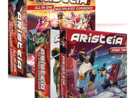 Aristeia! All In One: Core + Prime Time Bundle TABLERUM