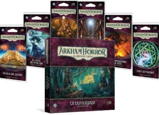 Arkham Horror (LCG): Campaña La Era Olvidada TABLERUM