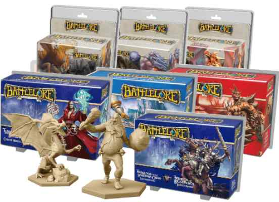 Battlelore Expansiones TABLERUM