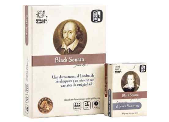 Black Sonata + El Joven Misterioso TABLERUM
