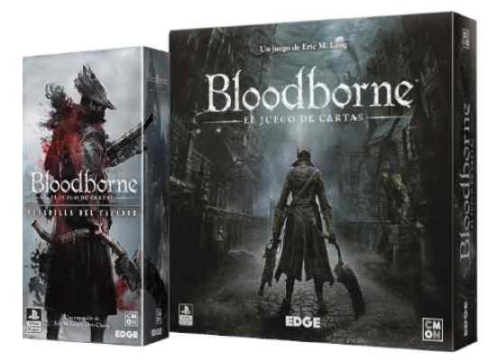 Bloodborne: El Juego de Cargas + Exp. Pesadilla del Cazador TABLERUM