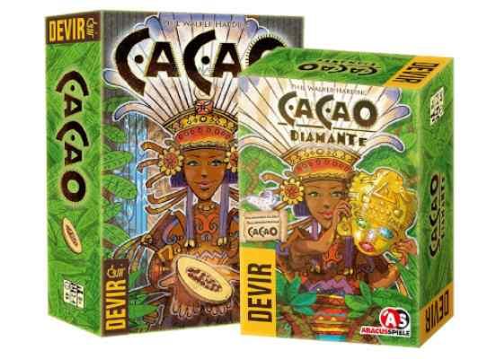 Cacao + Cacao Diamante TABLERUM