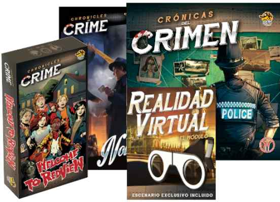 Crónicas del Crimen TABLERUM