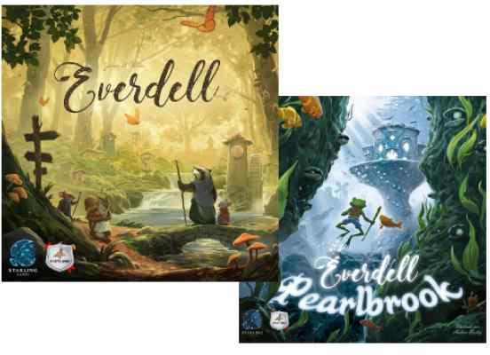 Everdell + Everdell: Pearlbrook TABLERUM