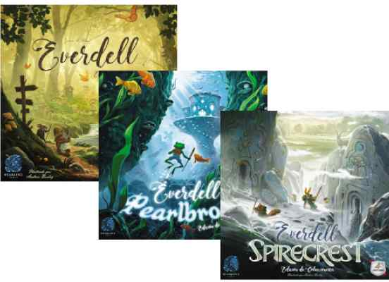 Everdell Pack Coleccionista TABLERUM