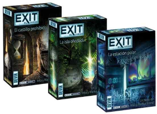Pack Exit 4-5-6 TABLERUM