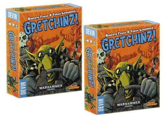 Gretchinz! para 8 jugadores TABLERUM
