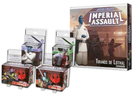 Star Wars: Imperial Assault Oleada 11 TABLERUM