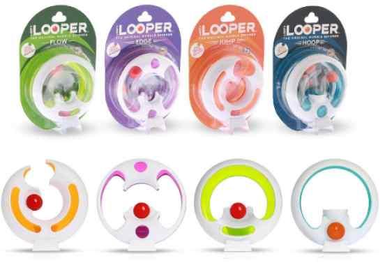 Loopy Looper: Edge + Flow + Hoop + Jump TABLERUM