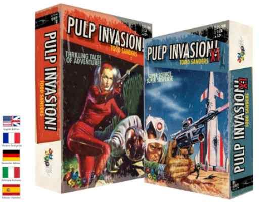 Pulp Invasion Pack TABLERUM