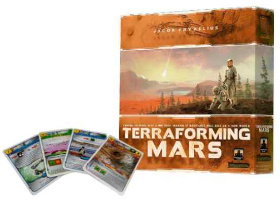 Terraforming Mars + Cartas Promo TABLERUM