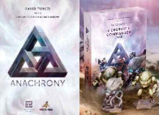 Pack Anachrony: Core + Exotrajes TABLERUM
