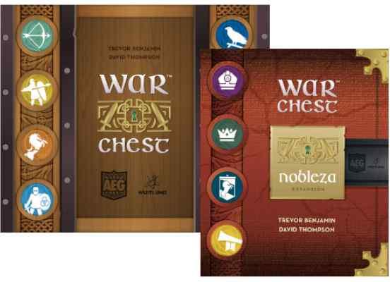 War Chest + Expansión Nobleza TABLERUM