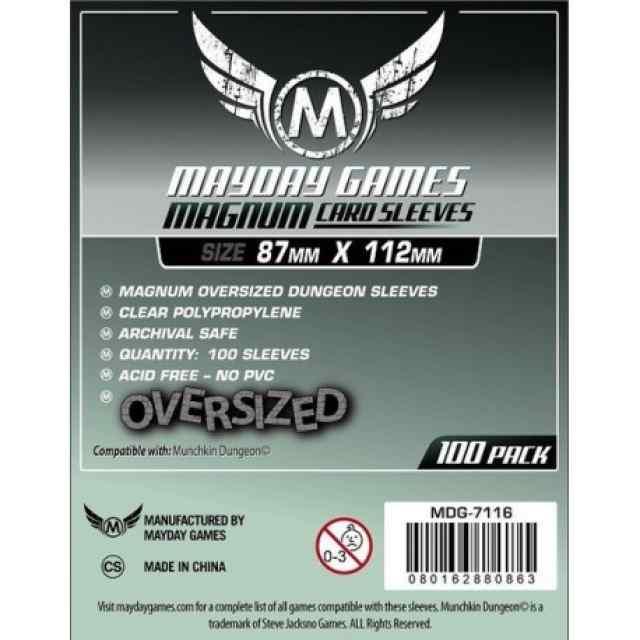 Fundas Mayday 87 x 112 Magnum Oversized Dungeon (100) TABLERUM