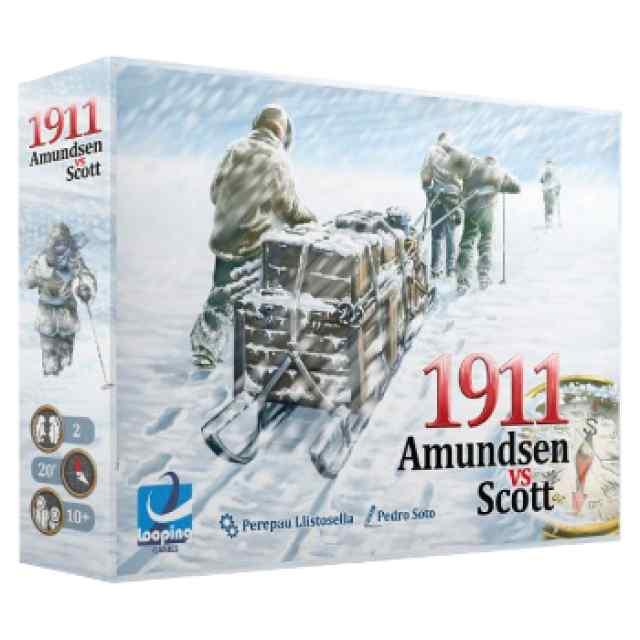 comprar 1911 Admudsen vs Scott