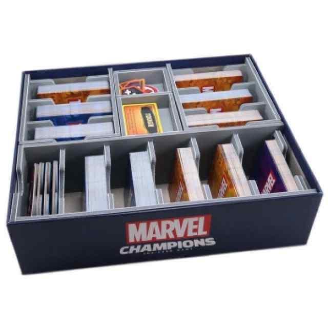 Marvel Champions: Inserto Folded Space TABLERUM