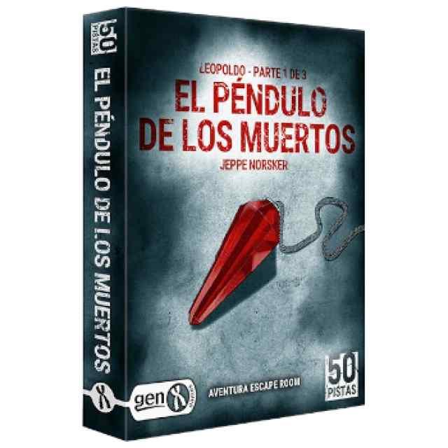 50 Pistas 1: El Péndulo de los Muertos TABLERUM