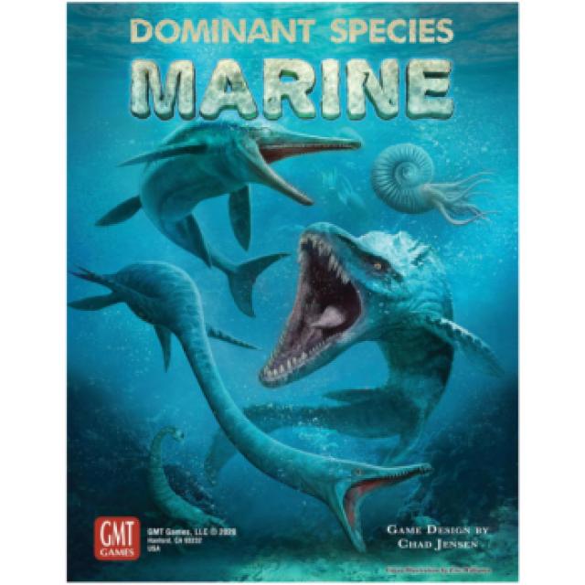 Dominant Species: Marine TABLERUM
